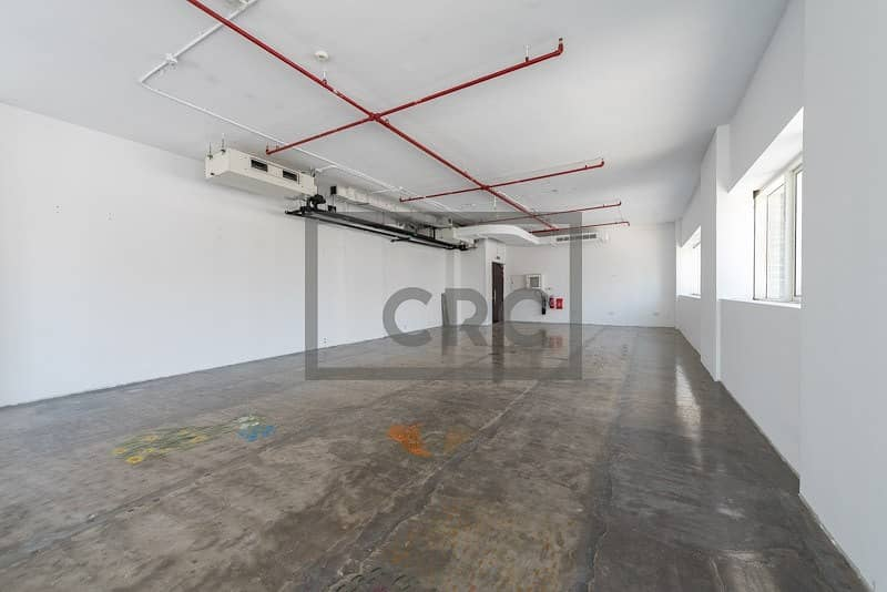 2 Industrial Style Office | Open Space |