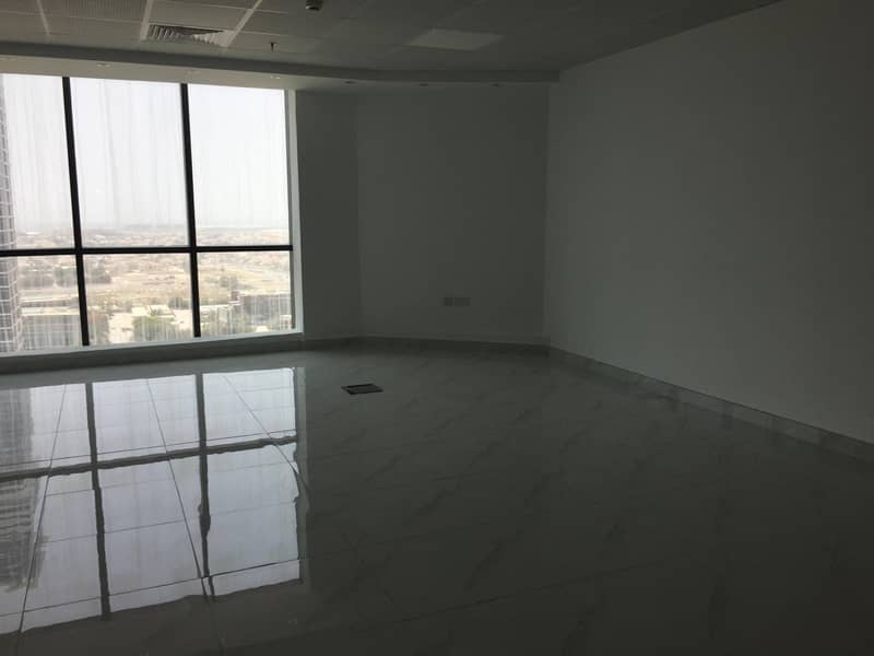 2 Open Concept Well fitted office in Business Bay