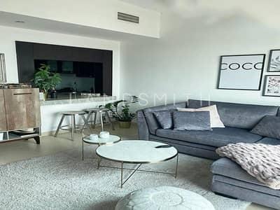 استوديو  للايجار في ذا فيوز، دبي - Vacant Unfurnished Studio Apartment in Mosela