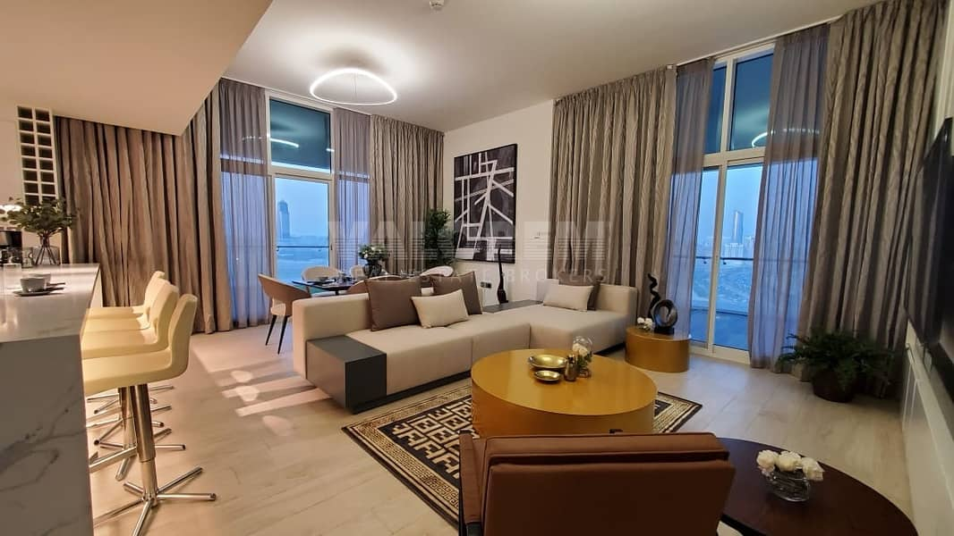 2 Exquisite | Unique 1BR | Massive terrace | Fully furnished