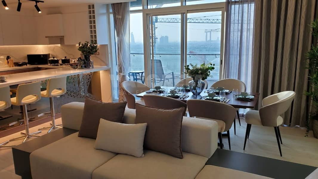 15 Exquisite | Unique 1BR | Massive terrace | Fully furnished