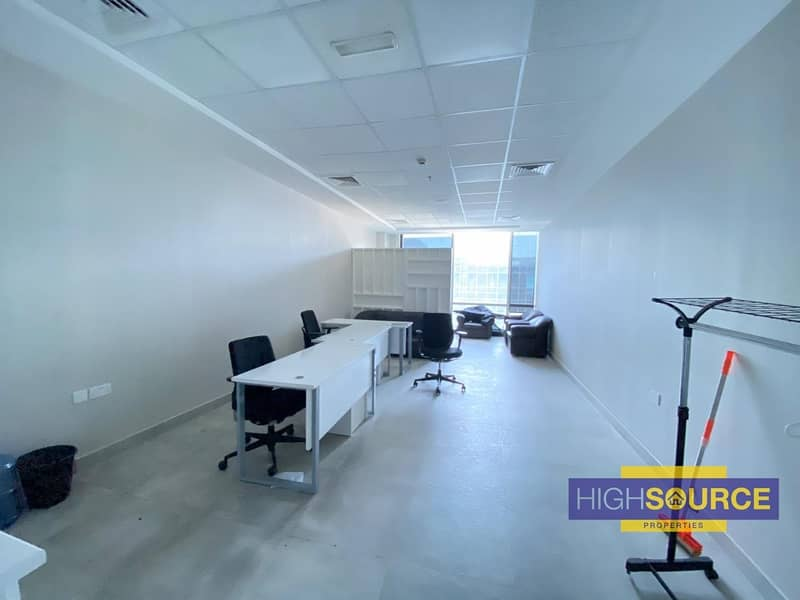 2 Hot Deal - Chiller Free- One month Free -Fully Furnished office