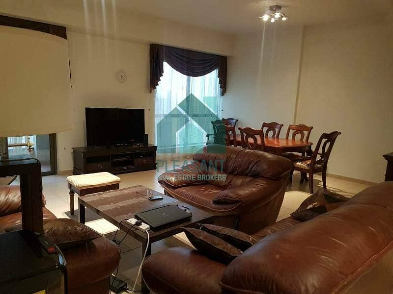 Fully Furnished | Marina view 2 Bed Apt for Sale