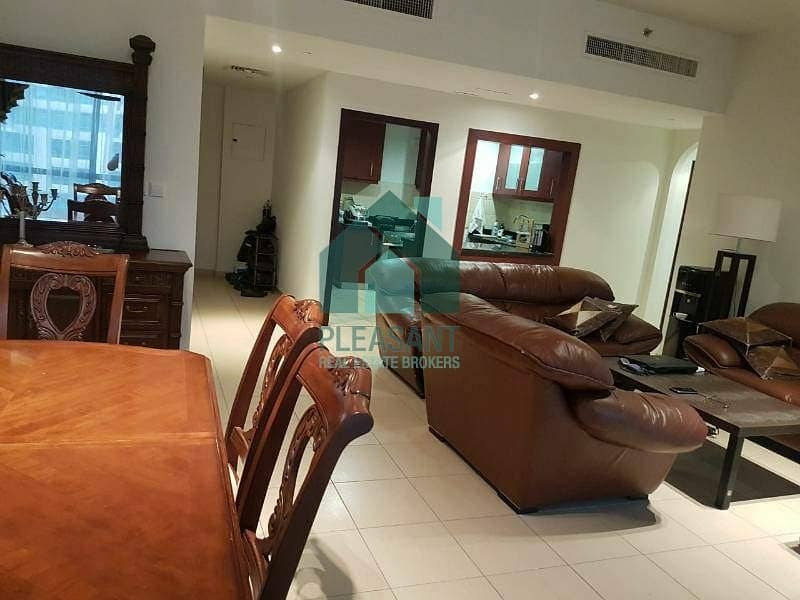 8 Fully Furnished | Marina view 2 Bed Apt for Sale