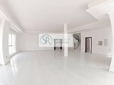 5 Bedroom Villa for Rent in Shakhbout City (Khalifa City B), Abu Dhabi - VIP Villa!!! Brand New I Breathtaking 5Master-BR+Maid Room I Yard/Backyard I