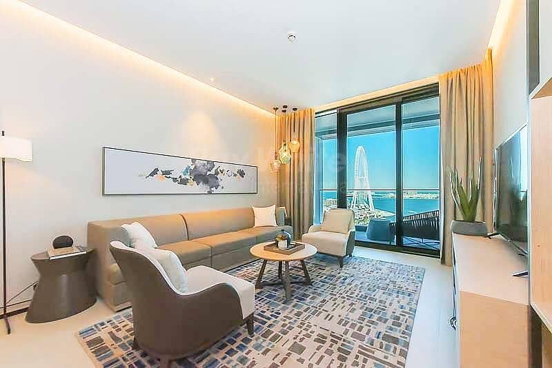 2 Luxurious Serviced Apartment w/ Stunning Sea View