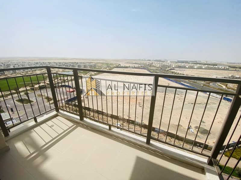 Golf  View | 2BHK | Chiller Free