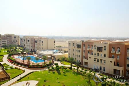 3 Bedroom Apartment for Rent in Al Furjan, Dubai - 3 Bed | Pool View | Closed Kitchen | Avail