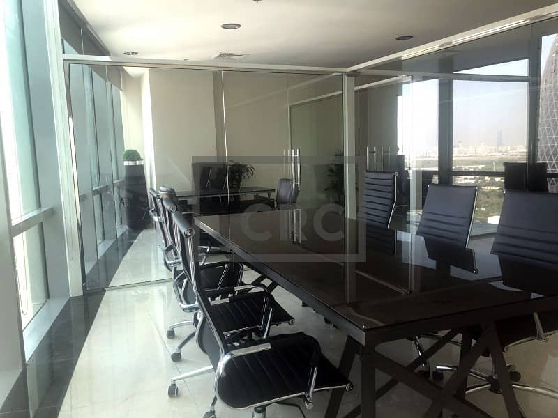 2 Fully Furnished Office | Low Price | Emirates Financial Tower