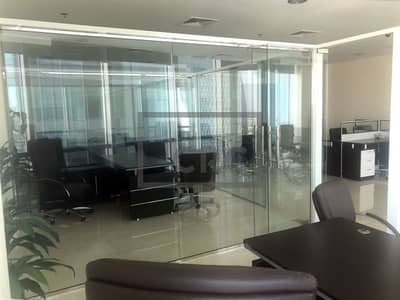 Fully Furnished Office | Low Price | Emirates Financial Tower
