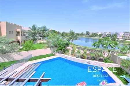 فیلا 4 غرف نوم للبيع في السهول، دبي - Type E2 | Private Pool | Extended E2