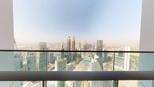 2 Bedroom Flat for Rent in DIFC, Dubai - Partial sea views | 1