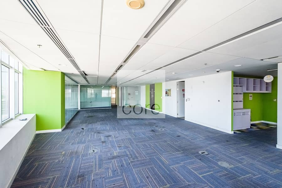 2 Full Floor   Fitted Office with Partitions