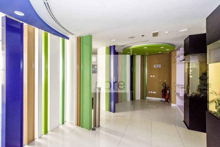 20 Full Floor   Fitted Office with Partitions