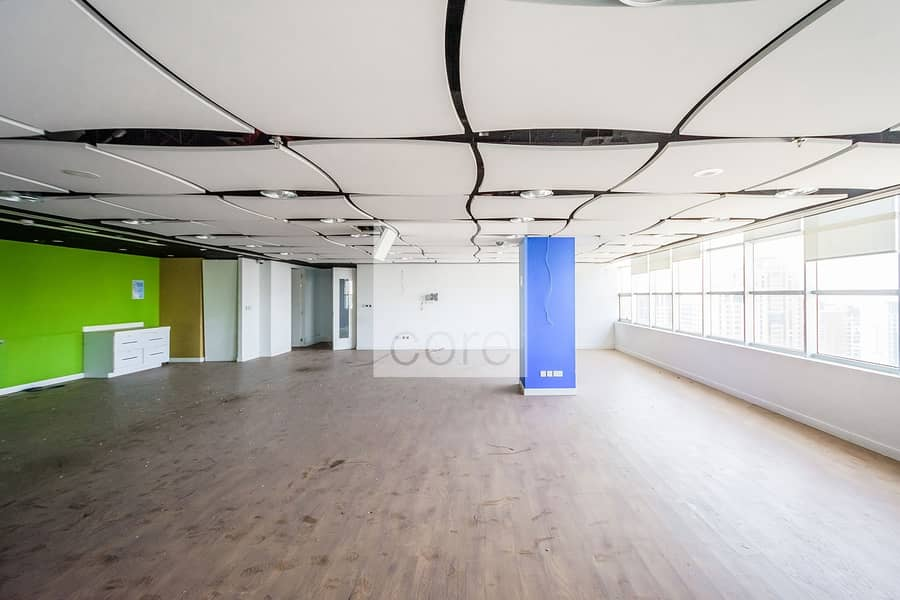 2 Whole Floor | FItted Offices | DMCC Freezone