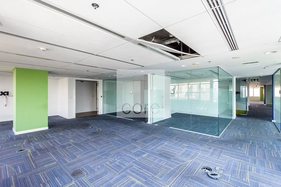 1 Whole Floor | FItted Offices | DMCC Freezone
