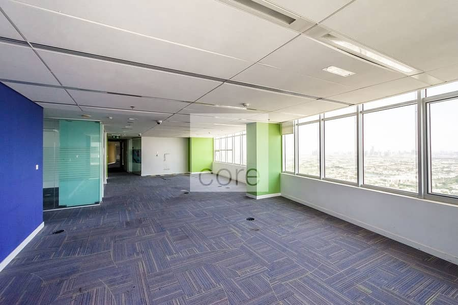 2 Full Floor | Fitted with Partitions | Parking