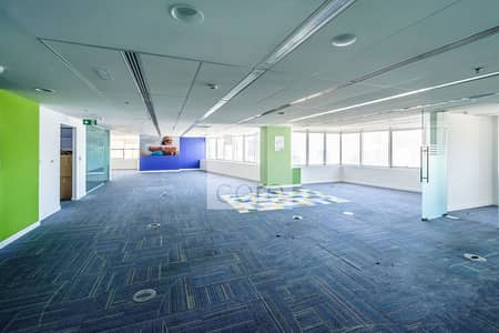 Full Floor | Fitted with Partitions | Parking
