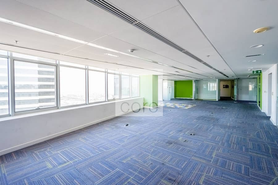 20 Full Floor | Fitted with Partitions | Parking