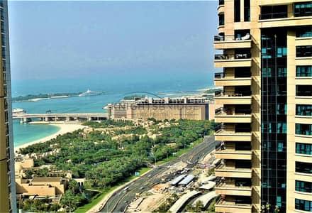شقة 1 غرفة نوم للايجار في دبي مارينا، دبي - Live with Comfort II Best Layout II Chiller Free