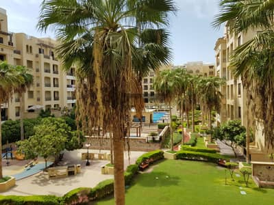 Spacious 1BR in The Square | Full park courtyard & S.pool view !