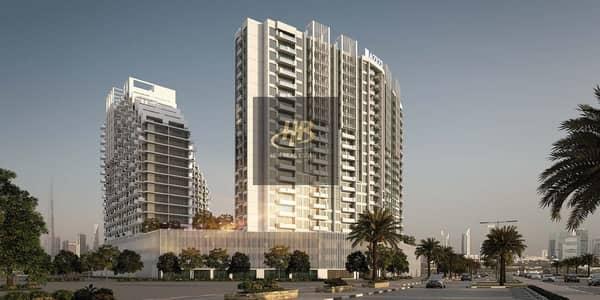 شقة 1 غرفة نوم للبيع في بر دبي، دبي -  Dubai Healthcare City