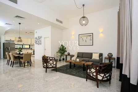 4 Bedroom Townhouse for Rent in Jumeirah Village Circle (JVC), Dubai - NK | Top Class Most Premium Property | Modern Home