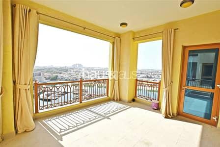 فلیٹ 2 غرفة نوم للايجار في نخلة جميرا، دبي - Authentic Advert   Full Sea and Atlantis Views