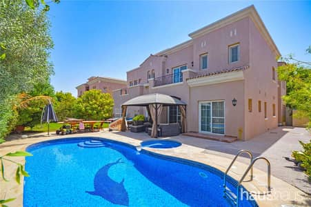 6 Bedroom Villa for Rent in Arabian Ranches, Dubai - 6 Bedroom Villa | Private Pool | Type 18