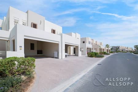 3 Bedroom Townhouse for Sale in Reem, Dubai - Mira Oasis 2 | Three Bedrooms | Vacant