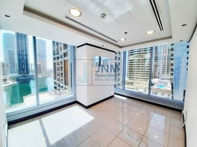 Office for Rent in Jumeirah Lake Towers (JLT), Dubai - Fitted Office | Lake View | Near Metro Station