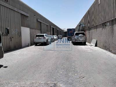 مستودع  للايجار في القوز، دبي - Insulated Warehouse for Rent with 11 KW Electric Load