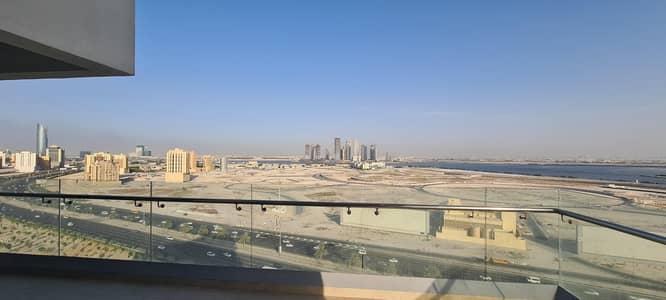 High Floor | Furnished | Creek & Burj Views |