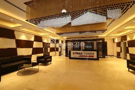 فلیٹ 1 غرفة نوم للايجار في الفرجان، دبي - Fully Furnished 1BED | Higher floor