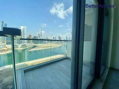 2 Bedroom Apartment for Rent in Business Bay, Dubai - Higher Floor|Canal View|Excellent Finishing