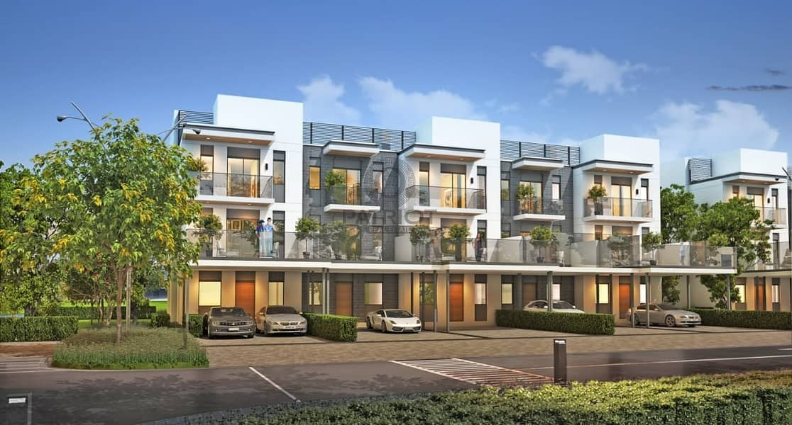 2 Luxurious |4 Bed Rooms Townhouse| Ready To Move In