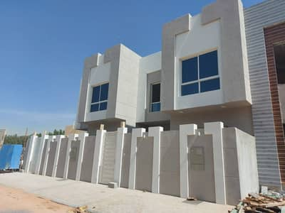 4 Bedroom Villa for Sale in Al Yasmeen, Ajman - Villa for sale at the price of a freehold snapshot for all nationalities and bank installments 25 years