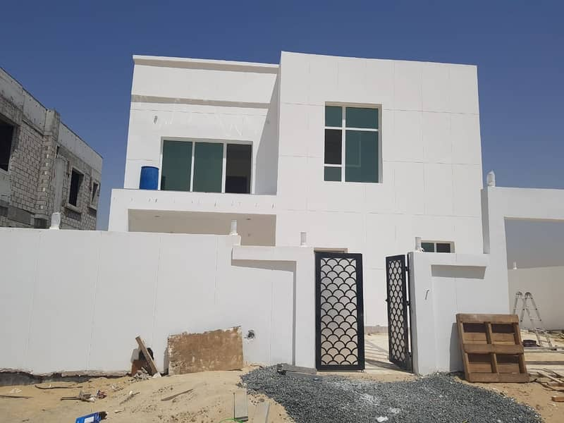 For sale in Al Hashi, villa of 5000 feet, private building