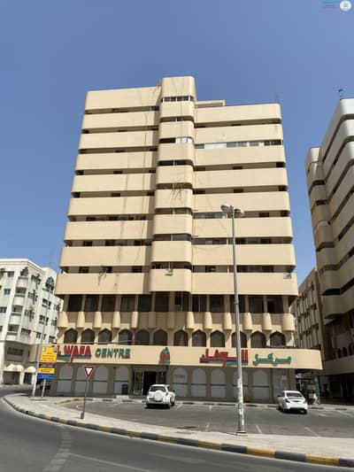 2 B/R HALL FLAT WITH SPLIT DUCTED A/C IN AL WAFA CENTER BUILDING