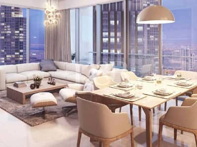 2 Bedroom Flat for Sale in Downtown Dubai, Dubai - Resale | Full Burj Khalifa View | Great Deal