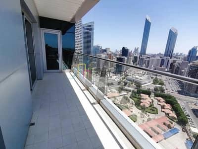 فلیٹ 4 غرف نوم للايجار في منطقة الكورنيش، أبوظبي - Premiere Four Bedroom Apartment Plus Maids room with Breathtaking View