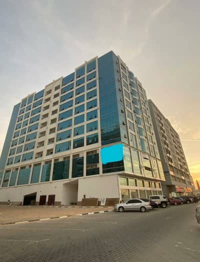 2 Bedroom Apartment for Rent in Al Rawda, Ajman - For rent in a new tower, the first inhabitant of a main street