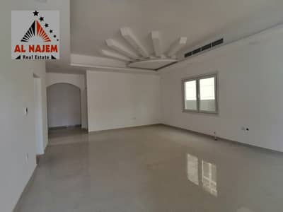 Villa for sale in the emirate of Ajman, modern design, central air conditioning
