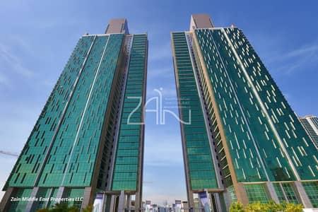 فلیٹ 3 غرف نوم للايجار في جزيرة الريم، أبوظبي - Hot Deal Vacant Sea View 3+M Apt Very Spacious High Standard