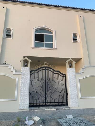 6 Bedroom Villa for Rent in Al Shamkha, Abu Dhabi - Brand New 6 Master Bedrooms with 2 Majlis Villa at Al Shamkha