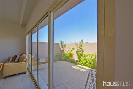 تاون هاوس 2 غرفة نوم للايجار في عقارات جميرا للجولف، دبي - Contemporary | Low Price | Part Furnished