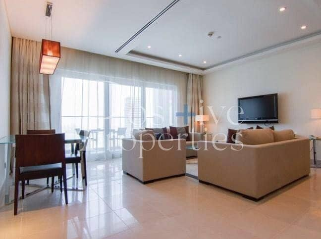 2 Elegant 2 BR Apartment | Furnished | Ready to move in
