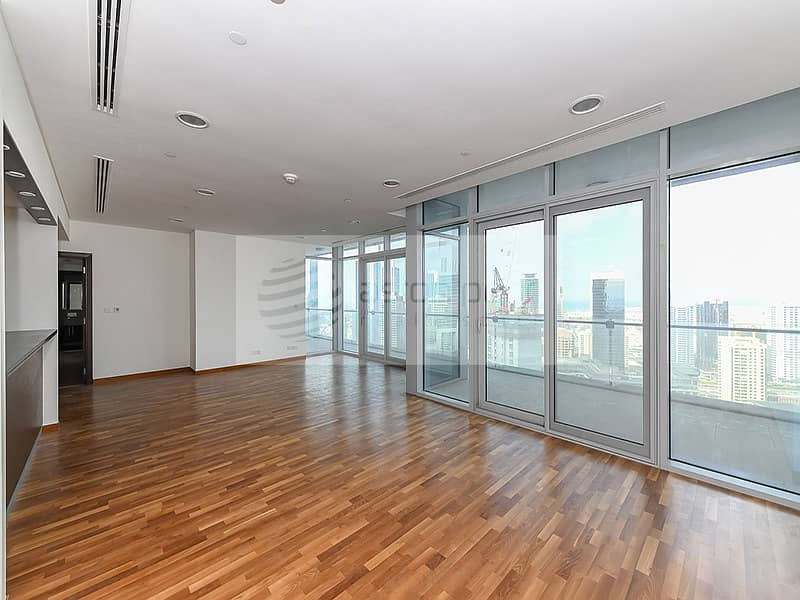 10 3BR + Study   New to Market   Vacant On High Floor