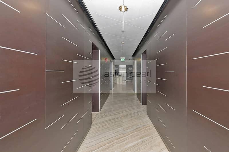 10 Full Floor FITTED Office in Burj Khalifa Corporate