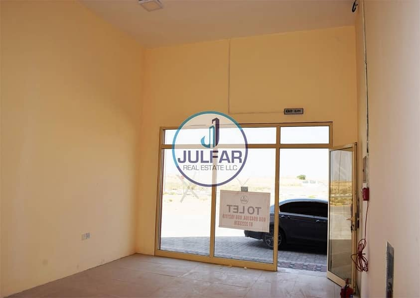 3 Shop | FOR RENT | New Industrial Area